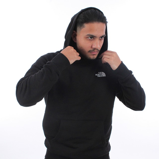 hoody-sweat à capuche