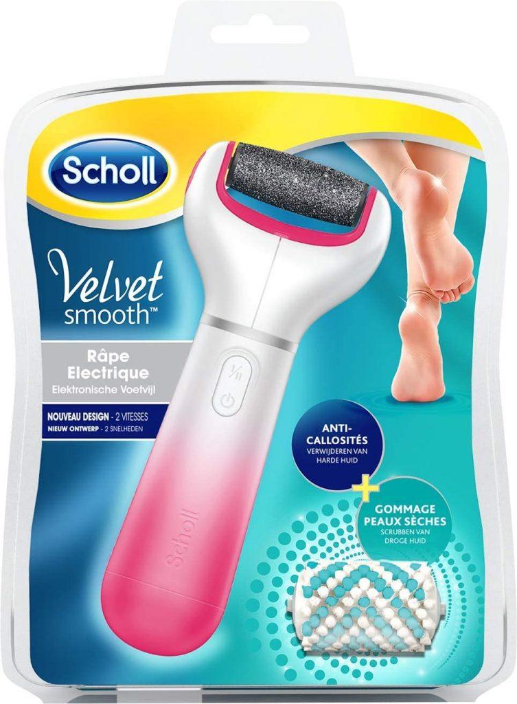 Scholl - Velvet Smooth Express Râpe électrique
