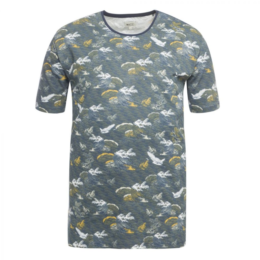 t shirt grande taille pour homme rond
